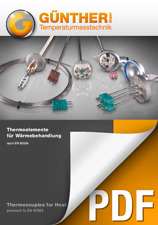 Heat-Treatment Thermocouples